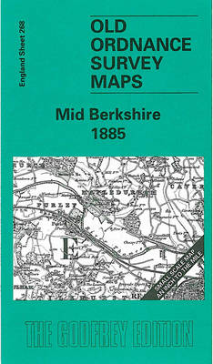 Mid Berkshire 1885: One Inch Map 268
