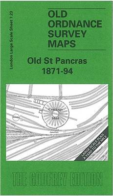 Old St.Pancras 1871: London Large Scale 07.23