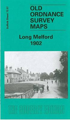 Long Melford 1902: Suffolk Sheet 72.07