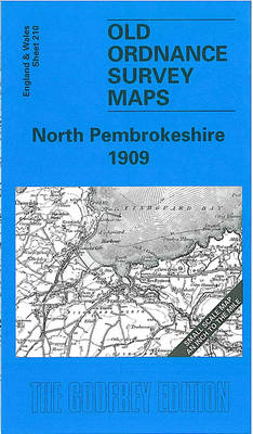 North Pembrokeshire 1909: One Inch Map 210
