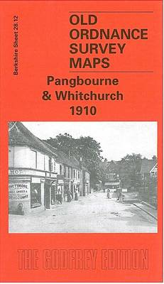 Pangbourne and Whitchurch 1910: Berkshire Sheet 28.12