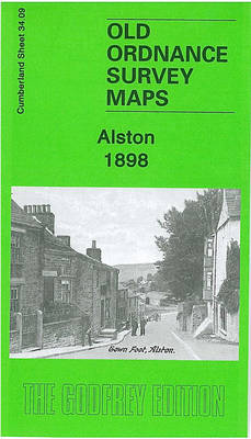 Alston 1898: Cumberland Sheet 34.09