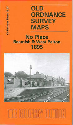 No Place, Beamish and West Pelton 1895: Durham Sheet 12.07
