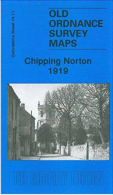 Chipping Norton 1919: Oxfordshire Sheet 14.11