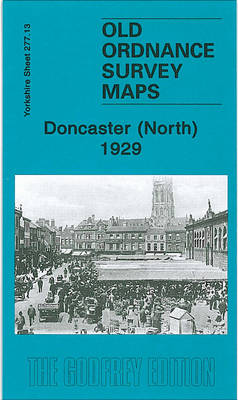 Doncaster (North) 1929: Yorkshire Sheet 277.13b