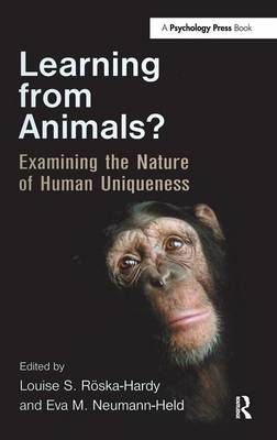 Learning from Animals?: Examining the Nature of Human Uniqueness