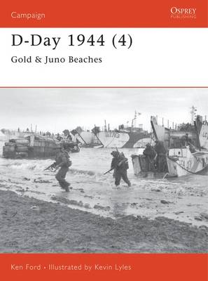D-Day 1944: Pt.4: Gold and Juno Beaches