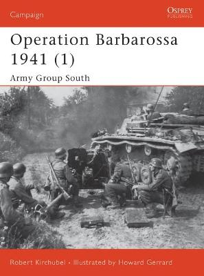 Operation Barbarossa 1941: Pt. 1: Army Group South