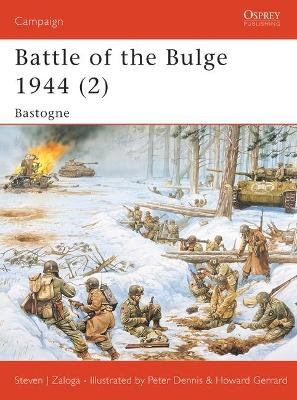 Battle of the Bulge 1944: Bastogne: v. 2