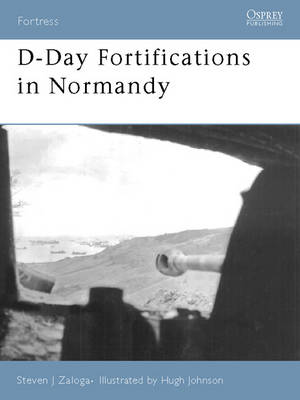 D-Day Fortifications in Normandy