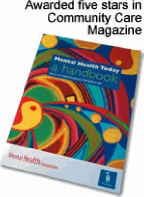 Mental Health Today: A Handbook
