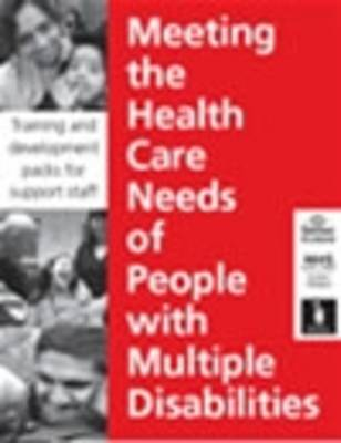 Meeting the Health Care Needs of People with Learning Disabilities: Management of a Severe Allergic Reaction: Training and Development Packs for Social Care Support Staff