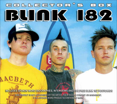 """""""Blink 182"""" Collector's Box"""