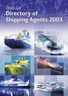 Directory of Shipping Agents 2003