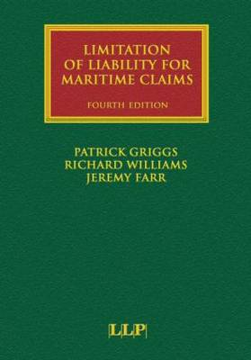 Limitation of Liability for Maritime Claims
