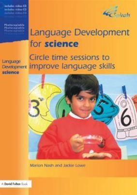 Language Development for Science: Circle Time Sessions to Improve Language Skills