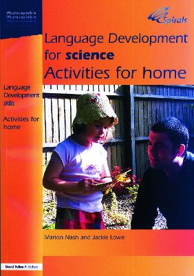 Language Development for Science: Activities for Home