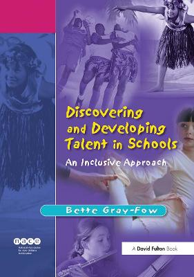 Discovering and Developing Talent in Schools: An Inclusive Approach