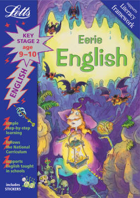 Eerie English Age 9-10: Key Stage 2