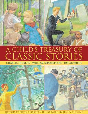Child's Treasury of Classic Stories