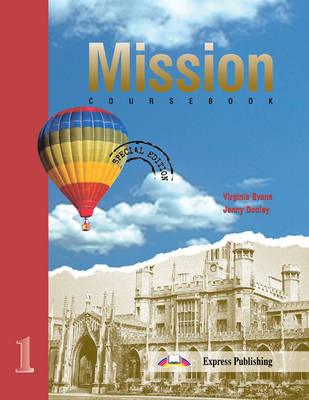 Mission: Level 1: Student's Book