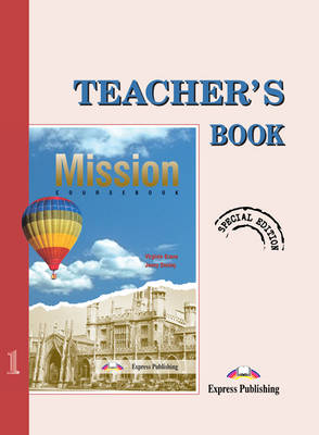 Mission: Level 1: Teacher's Book