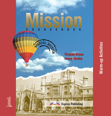 Mission 1: Warm-up Activities CDs - Special Edition