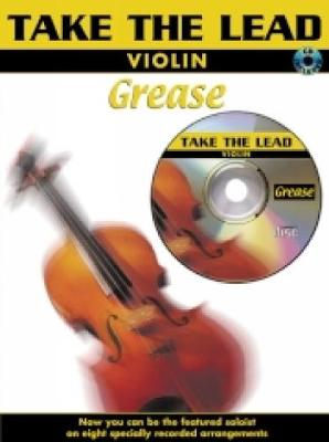 Take the Lead. Grease (violin/CD)