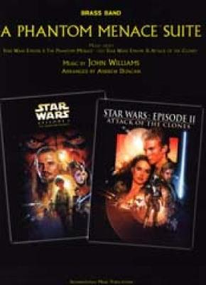 A Phantom Menace Suite: (Brass Band Score and Parts)