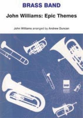 John Williams: Epic Themes: (score and Parts)