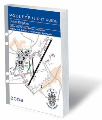 Pooleys Flight Guide United Kingdom: 2008