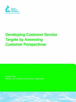Developing Customer Service Targets by Assessing Customer Perspectives