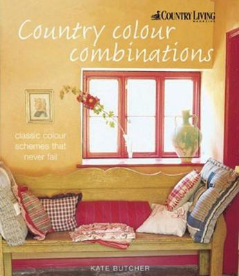 COUNTRY LIVING COUNTRY COLOUR COMB