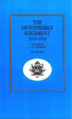Devonshire Regiment 1914-1918