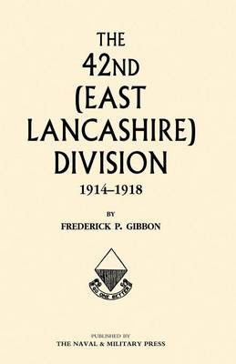 42nd East Lancashire Division 1914-1918