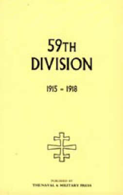 59th Division. 1915-1918: 2004