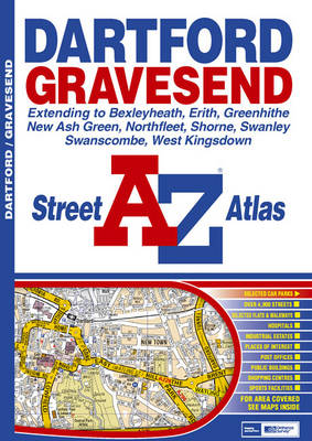 Dartford and Gravesend Street Atlas