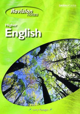 Higher English Revision Notes