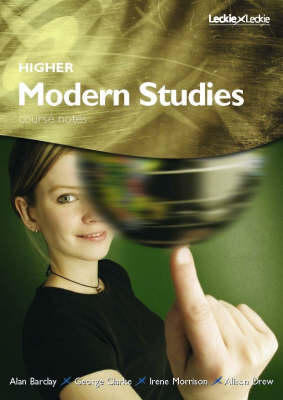 Higher Modern Studies Course Notes