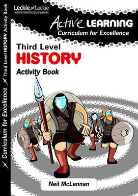 Third Level History Activity Book