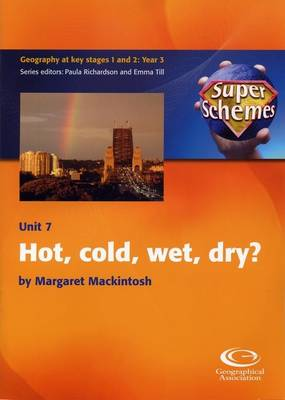 Hot, Cold, Wet, Dry?