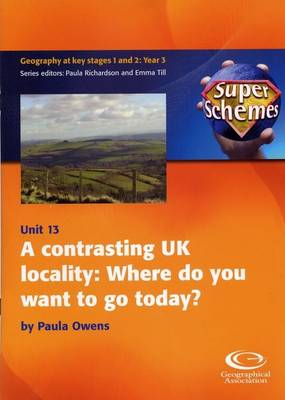 A Contrasting UK Locality: Where Do You Want to Go Today?
