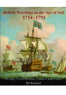 British Warships in the Age of Sail 1714-1792