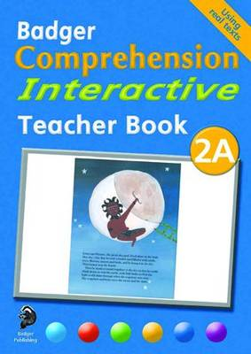Badger Comprehension Interactive KS1: Teacher Book 2A