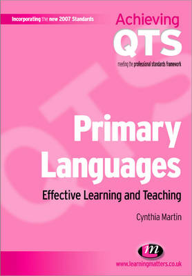 Primary Languages: Effective Learning and Teaching