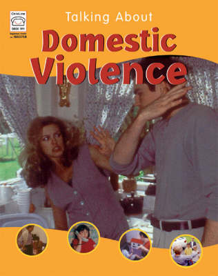 TALKING ABOUT DOMESTIC VIOLENCE