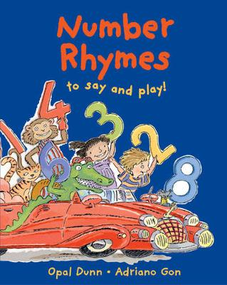 Number Rhymes to Say and Play