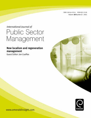 New Localism and Regeneration Management