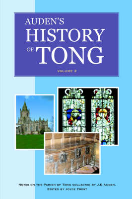 Auden's History of Tong: v. 2