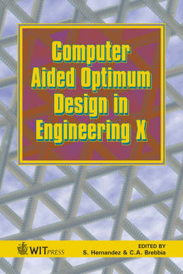 Computer Aided Optimum Design in Engineering: Pt. 10
